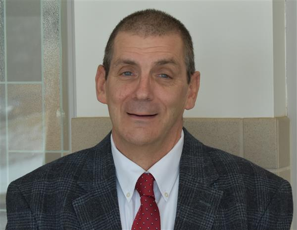 Ken Crowley, Assistant Superintendent for Business