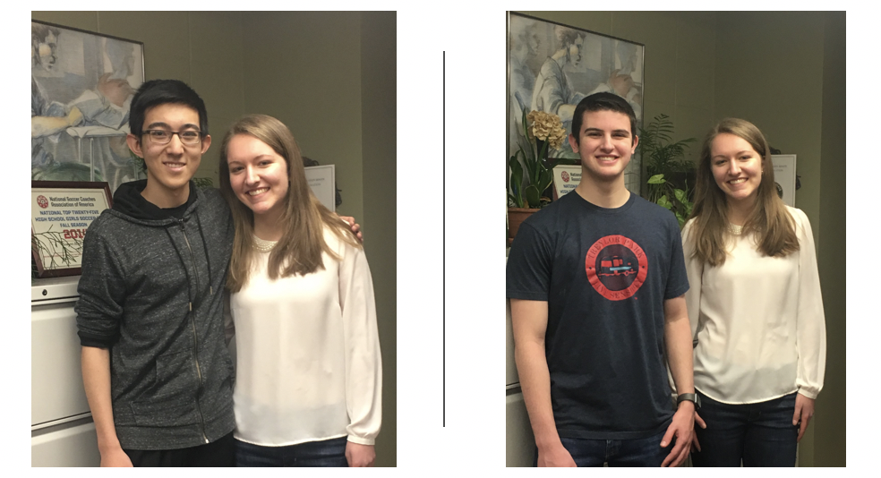 Three SHS Students Win 4 Honors