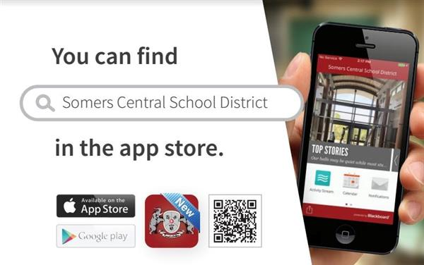 Download the Somers Mobile App Today!